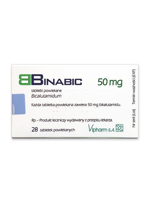 Binabic 50mg
